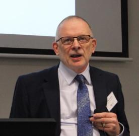 DVC(R) Professor Derrick Armstrong